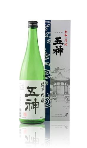 五條酒造 五神 純米吟醸
