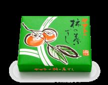 柿の葉ずし 紙箱 10個入り